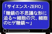 NHK教育テレビ「サイエンス・ZERO」